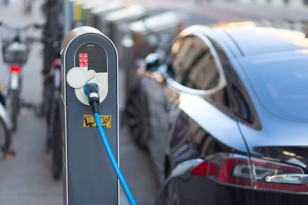 creating a market for electric cars essay
